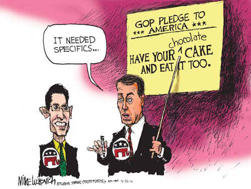 GOP Pledge