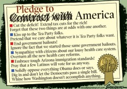 Pledge to America